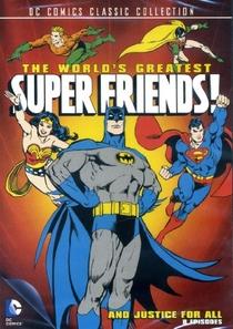 Super Amigos - (1ª Temporada) (Os Incríveis Super Amigos) - Poster / Capa / Cartaz - Oficial 1