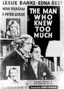 O Homem Que Sabia Demais - Poster / Capa / Cartaz - Oficial 5