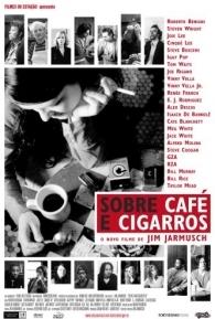 Sobre Café e Cigarros - Poster / Capa / Cartaz - Oficial 4
