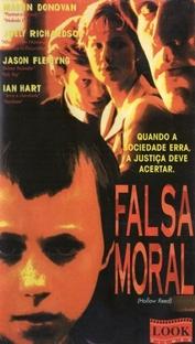 Falsa moral - Poster / Capa / Cartaz - Oficial 2