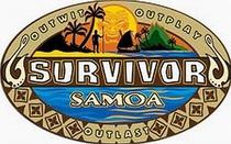 Survivor: Samoa (19ª Temporada) - Poster / Capa / Cartaz - Oficial 2