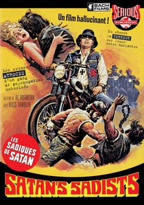 Sádicos de Satã - Poster / Capa / Cartaz - Oficial 4
