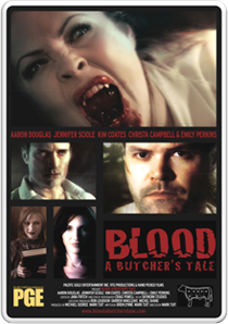 Blood: A Butcher's Tale - Poster / Capa / Cartaz - Oficial 3