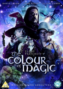 A Cor da Magia - Poster / Capa / Cartaz - Oficial 1