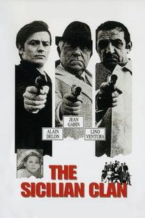 Os Sicilianos - Poster / Capa / Cartaz - Oficial 11
