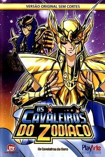 Os Cavaleiros do Zodíaco (Saga 1: Santuário) - Poster / Capa / Cartaz - Oficial 17