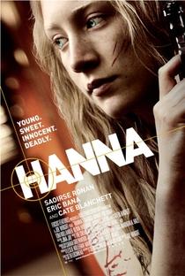 Hanna - Poster / Capa / Cartaz - Oficial 2