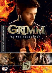 Grimm (5ª Temporada) - Poster / Capa / Cartaz - Oficial 5