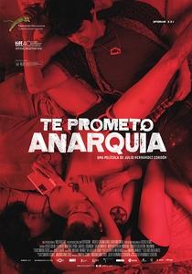 Te Prometo Anarquia - Poster / Capa / Cartaz - Oficial 3