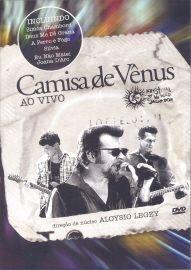 Camisa de Vênus - Ao Vivo - Poster / Capa / Cartaz - Oficial 1
