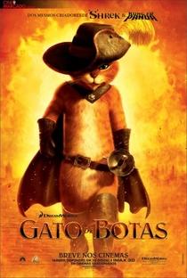 Gato de Botas - Poster / Capa / Cartaz - Oficial 3