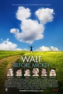 Walt Antes do Mickey