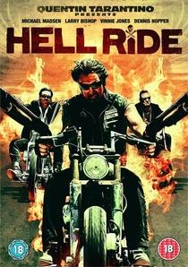 Hell Ride - Poster / Capa / Cartaz - Oficial 5