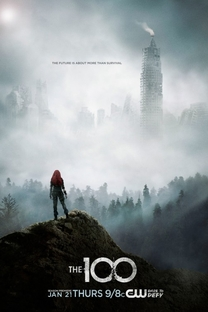 The 100 (3ª Temporada) - Poster / Capa / Cartaz - Oficial 1