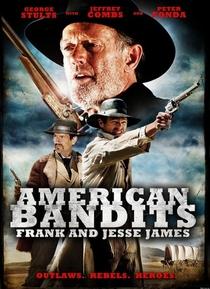 American Bandits: Frank and Jesse James - Poster / Capa / Cartaz - Oficial 1