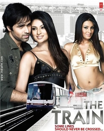 The Train: Some Lines Shoulder Never Be Crossed... - Poster / Capa / Cartaz - Oficial 1