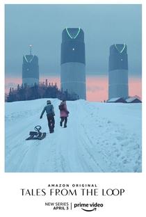 Contos do Loop (1ª Temporada) - Poster / Capa / Cartaz - Oficial 3