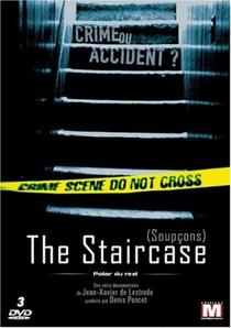 Morte na Escadaria - Poster / Capa / Cartaz - Oficial 2
