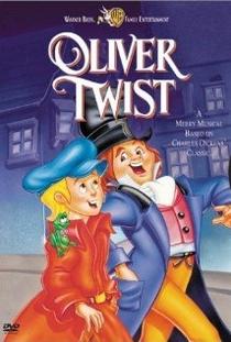 Oliver Twist - Da Obra de Charles Dickens - Poster / Capa / Cartaz - Oficial 2