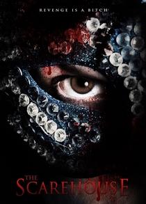 The Scarehouse - Poster / Capa / Cartaz - Oficial 2