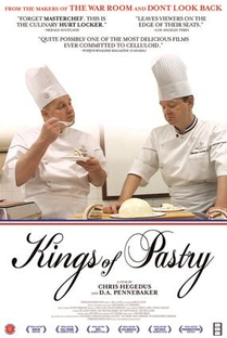 Kings of Pastry - Poster / Capa / Cartaz - Oficial 1