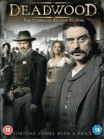 Deadwood (2ª Temporada) - Poster / Capa / Cartaz - Oficial 1