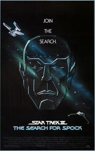 Jornada nas Estrelas III: À Procura de Spock - Poster / Capa / Cartaz - Oficial 5