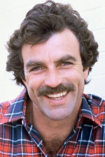 Tom Selleck - Poster / Capa / Cartaz - Oficial 3