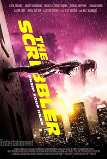 The Scribbler - Poster / Capa / Cartaz - Oficial 1