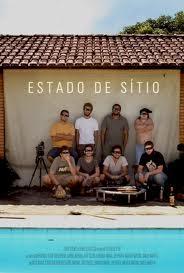 Estado de Sítio - Poster / Capa / Cartaz - Oficial 1