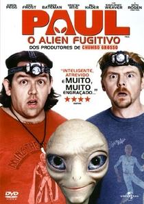 Paul: O Alien Fugitivo - Poster / Capa / Cartaz - Oficial 8