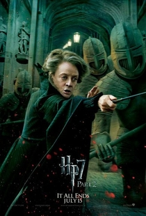 Harry Potter e as Relíquias da Morte - Parte 2 - Poster / Capa / Cartaz - Oficial 7