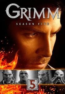 Grimm (5ª Temporada) - Poster / Capa / Cartaz - Oficial 4