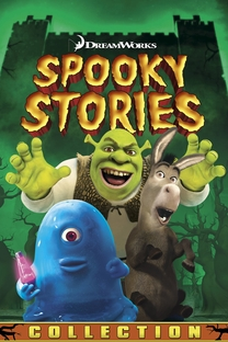 Spooky Stories - Poster / Capa / Cartaz - Oficial 1