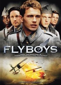 Flyboys - Poster / Capa / Cartaz - Oficial 2
