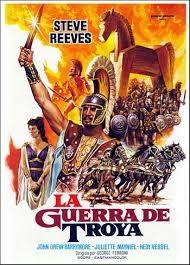 A Guerra de Tróia - Poster / Capa / Cartaz - Oficial 5