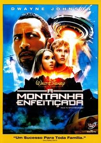 A Montanha Enfeitiçada - Poster / Capa / Cartaz - Oficial 7