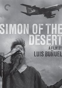 Simão do Deserto - Poster / Capa / Cartaz - Oficial 1