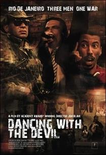 Dançando com o Diabo - Poster / Capa / Cartaz - Oficial 1