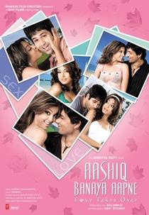 Aashiq Banaya Aapne: Love Takes Over - Poster / Capa / Cartaz - Oficial 4