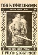 Os Nibelungos Parte 1 - A Morte de Siegfried