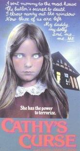 A Maldição de Cathy - Poster / Capa / Cartaz - Oficial 4