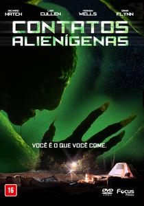 Contatos Alienígenas - Poster / Capa / Cartaz - Oficial 2