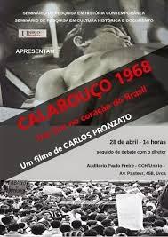 Calabouço - 1968, um tiro no coração do Brasil - Poster / Capa / Cartaz - Oficial 1
