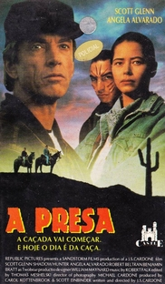 A Presa - Poster / Capa / Cartaz - Oficial 2