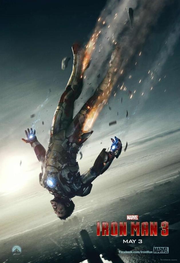 Esse é o trailer de Homem de Ferro 3 exibido durante o Super Bowl!