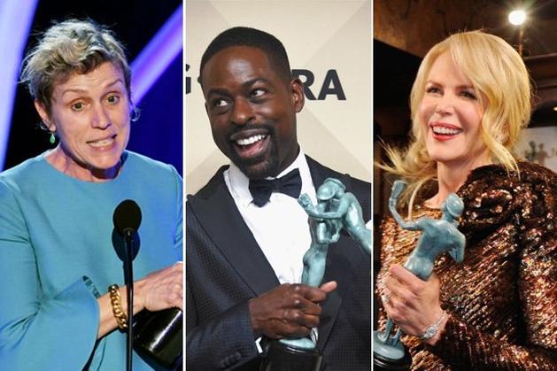 SAG Awards 2018 | Confira os vencedores