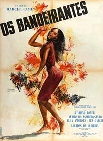 Os Bandeirantes - Poster / Capa / Cartaz - Oficial 1