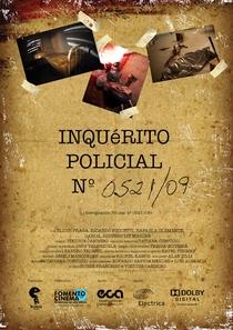 Inquérito Policial nº 0521/09 - Poster / Capa / Cartaz - Oficial 1