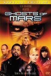Fantasmas de Marte - Poster / Capa / Cartaz - Oficial 4